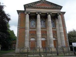 Methodist Church, Market Rasen, Lincolnshire