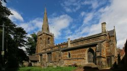 St Peter and St Paul's Church, Uppingham