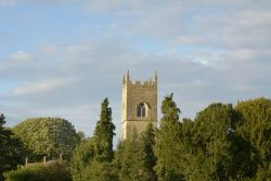 St Mary & St Edburga's Church, Stratton Audley, Oxfordshire
