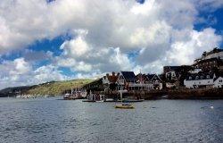Dartmouth, Devon, Cruise on the River