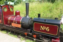 Walsingham Light Railway - Engine No. 6