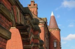 Victorian Building in Leek, Staffordshire