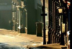 St Edward Street, Leek, Staffordshire