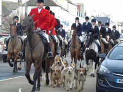 Boxing day Hunt (2016)