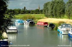 St John's Lock, River Thames, nr Lechlade, Gloucestershire 2009