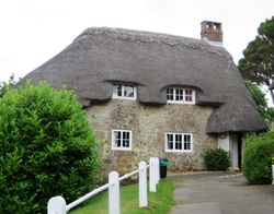 Thatched House, Gods Hill.