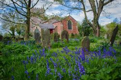 St.Peters Church near Mablethorpe, Lincolnshire