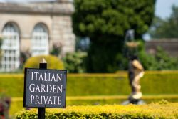ltalian Gardens, Blenheim Palace