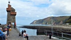 Lynmouth's Rhenish Tower
