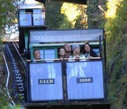 Lynton & Lynmouth-Cliff Railway