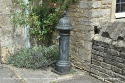 The Old Water Pump, The Street, Yatton Keynell, Wiltshire 2016