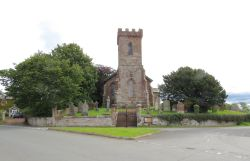 St Cuthbert's Church, Kirklinton, Cumbria