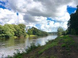 Hexham Bridge, Northumberland.