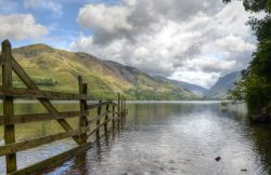 Buttermere Lake, Cumbria.