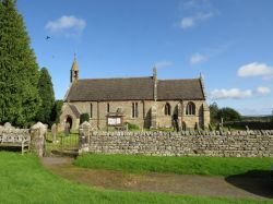 The Church of St Mary and St Patrick,Lambley,Northumberland