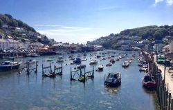 Looe Cornwall. Taken by Suzanne Clennell