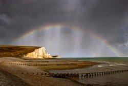 Rain over the Seven Sisters