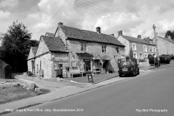 Village Shop & Post Office, Uley, Gloucestershire 2014