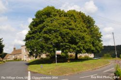The Village Green, Uley, Gloucestershire 2014
