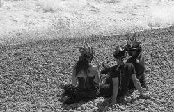 Sidmouth Beach Folk
