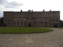 LYME PARK, CHESHIRE Wallpaper