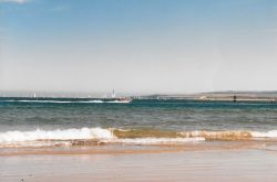 Towards Old Harry from Studland