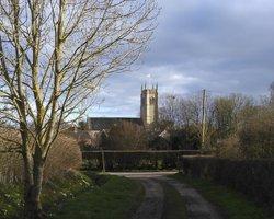 Laxfield Church