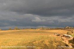 Storms Clouds over Alderton, Wiltshire 2015