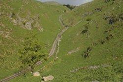 Dowel Dale near Earl Sterndale, Peak District National Park, Derbyshire