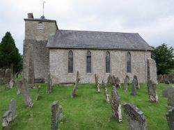 St Cuthberts Church, Bewcastle, Cumbria