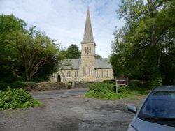Holy Trinity Church,Whitfield,Northumbria