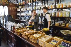 Victorian Sweet Shop