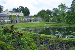 Aberglasney Garden Wallpaper
