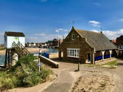 Wells harbour, Norfolk