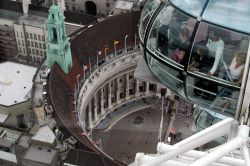 View from the London Eye Wallpaper