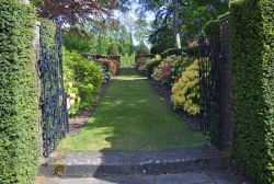 Stody Lodge Garden
