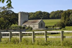 Whitcombe church