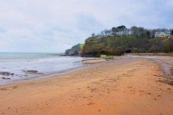 Dawlish beach, Devon
