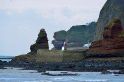 Dawlish beach, Devon Wallpaper