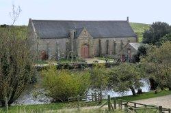 Abbotsbury, Dorset - Tythe Barn