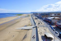 Redcar, view from the Redcar Beacon