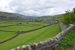 Gunnerside, Yorkshire Dales Wallpaper