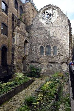 Winchester Palace, London