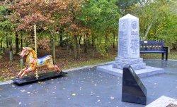 National Memorial Arboretum, Airewas