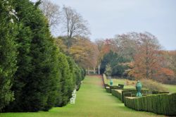 Polesden Lacy, Surrey - Nuns Walk