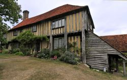 Smallhythe Place, the home of Ellen Terry - actress