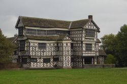 Little Moreton Hall, Cheshire