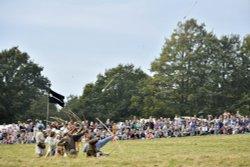 Battle of Hastings Reenactment at Battle Abbey