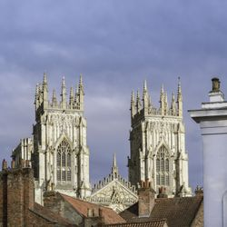 York Minster and Rooftops
