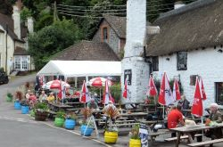 Bottom Ship Inn at Porlock Weir